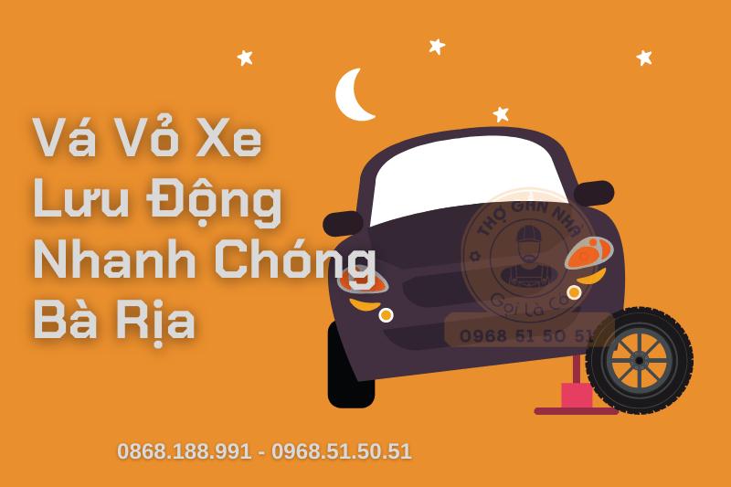 Vá-Vỏ-Xe-Lưu-Động-Nhanh-Chóng-Bà-Rịa