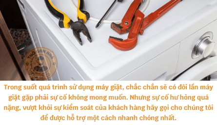 Dịch Vụ Sửa Máy Giặt Chuyên Nghiệp Tại Mỹ Xuân