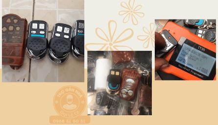 Sao Chép Remote Cửa Cuốn Tại Long Khánh