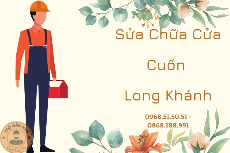 Sửa Chữa Cửa Cuốn Long Khánh 0868.188.991 - 0968.51.50.51
