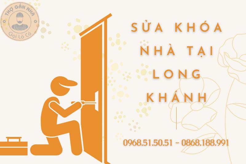 Sửa Khóa Nhà Tại Long Khánh